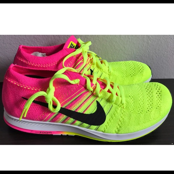 afaef35544521 Nike Zoom Streak Flyknit Run Running Shoes Unisex